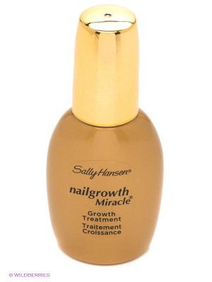 Средство для активизации роста ногтей SALLY HANSEN. Цвет: прозрачный