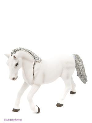Липицианская кобыла SCHLEICH. Цвет: белый, серый