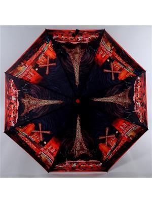 Зонт Zest. Цвет: черный, белый, светло-бежевый