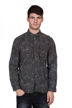 Рубашка  Ornament Grey Converse. Цвет: серый