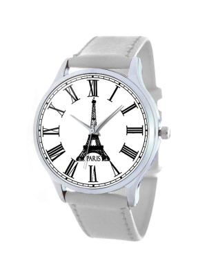 Дизайнерские часы Paris Tina Bolotina. Цвет: черный, белый