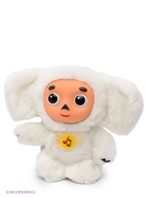 Мягкая игрушка Чебурашка Мульти-пульти. Цвет: белый, бежевый