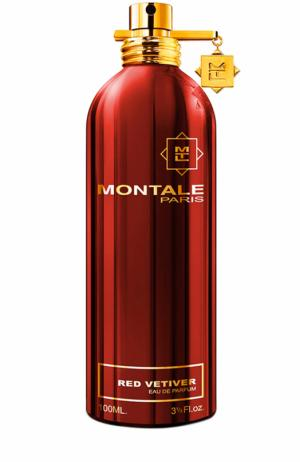 Парфюмерная вода Red Vetiver Montale. Цвет: бесцветный