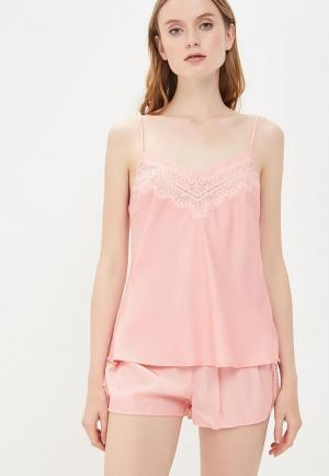 Пижама Deseo. Цвет: розовый