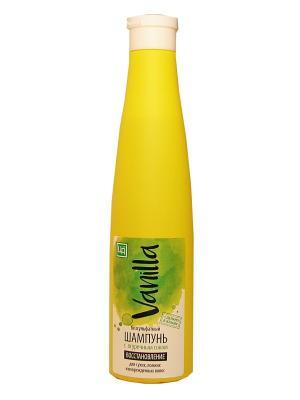 Vanilla шампунь для сухих, ломких и поврежденных волос. Огуречный сок Царство Ароматов. Цвет: белый