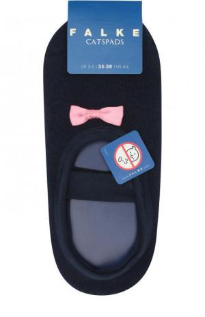 Носки с бантами Falke. Цвет: темно-синий