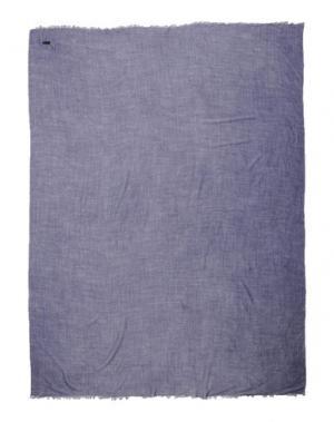 Палантин FRANCO FERRARI. Цвет: темно-синий