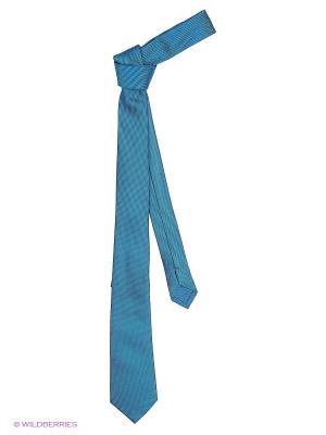 Галстук - BASIC MANGO MAN. Цвет: синий