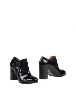 Ботинки SAX. Цвет: черный