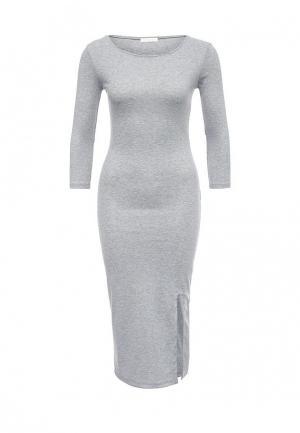 Платье Coco Nut. Цвет: серый