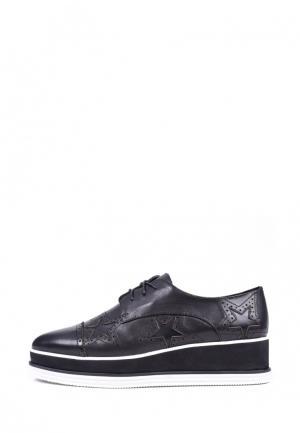 Ботинки Angelina Voloshina. Цвет: черный