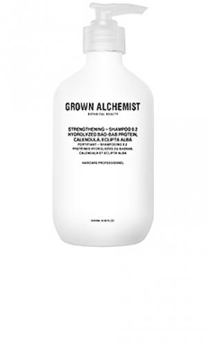 Шампунь strengthening Grown Alchemist. Цвет: beauty: na