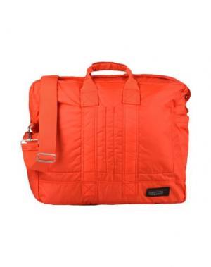 Дорожная сумка MARC BY JACOBS. Цвет: красный