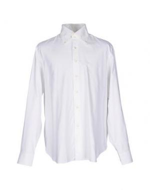Pубашка LEXINGTON. Цвет: белый
