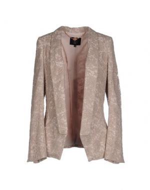 Пиджак SLY010. Цвет: хаки