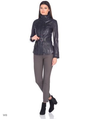 Куртка MONDIAL. Цвет: темно-синий
