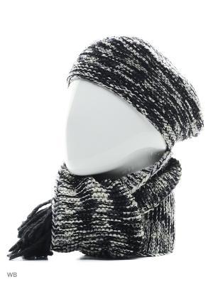 Комплект Валентина ТТ. Цвет: черный, серый