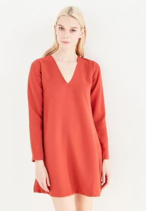 Платье Coquelicot. Цвет: оранжевый