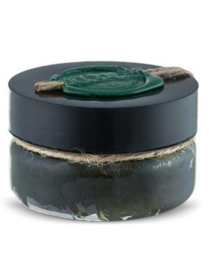 Марокканское мыло Бельди с аргановым маслом, 50 гр Huilargan. Цвет: зеленый