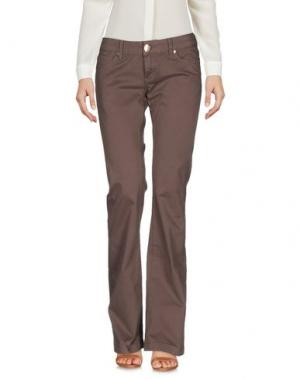 Повседневные брюки ATELIER FIXDESIGN. Цвет: хаки