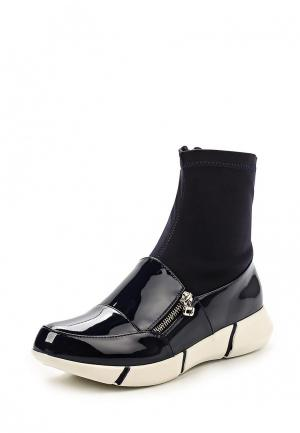 Ботинки Cesare Correnti. Цвет: синий