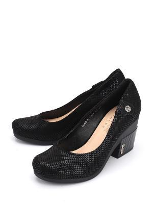 Туфли Summergirl. Цвет: черный