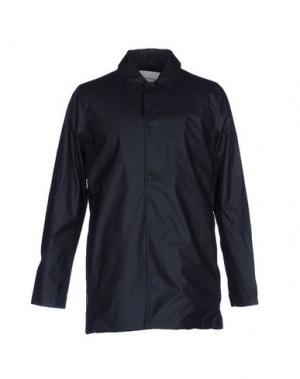 Легкое пальто KILT HERITAGE. Цвет: темно-синий