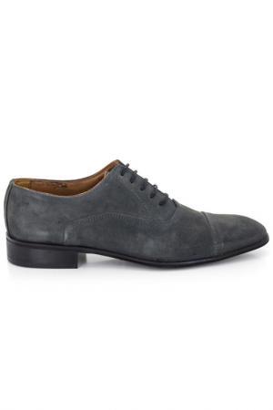 Туфли BRAWNS BRAWN'S. Цвет: gray