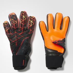 Вратарские перчатки ACE Trans  Performance adidas. Цвет: красный