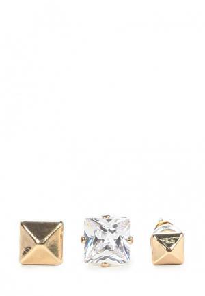 Комплект Modis. Цвет: золотой