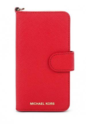 Чехол для iPhone Michael Kors. Цвет: синий