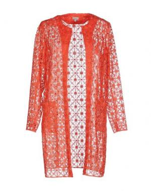 Легкое пальто INTROPIA. Цвет: красный