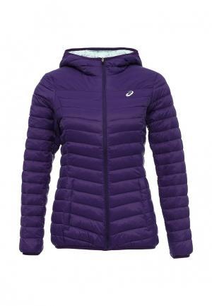 Куртка утепленная ASICS. Цвет: фиолетовый