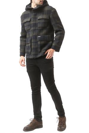 Coats Woolrich. Цвет: синий