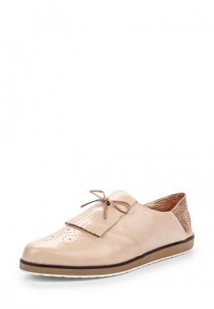 Ботинки Ara. Цвет: бежевый