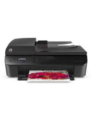 МФУ струйный DeskJet Ink Advantage 4645 HP. Цвет: черный