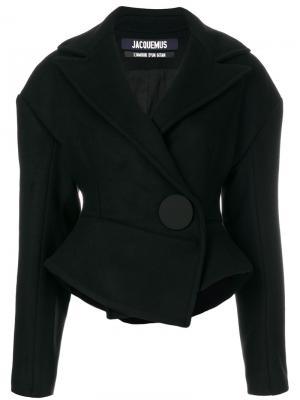 Куртка Pierre Jacquemus. Цвет: чёрный