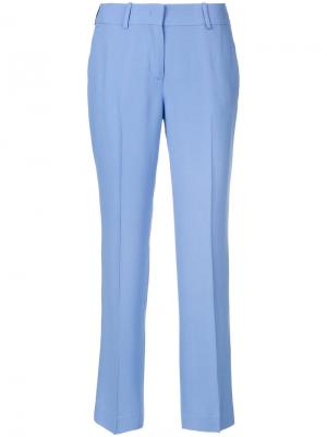 Укороченные брюки Ermanno Scervino. Цвет: синий