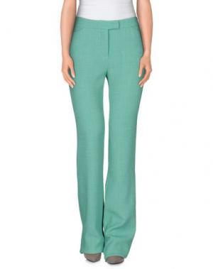 Повседневные брюки MARCO BOLOGNA. Цвет: светло-зеленый