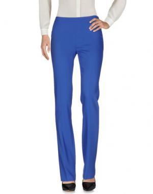 Повседневные брюки AQUILANO-RIMONDI. Цвет: пастельно-синий