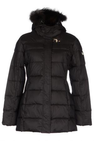 Jacket YES ZEE BY ESSENZA. Цвет: black
