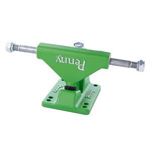 Подвески для скейтборда лонгборда 2шт.  Trucks Green 3.125(14.9 см) Penny. Цвет: зеленый