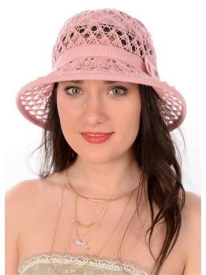 Шляпа Сиринга. Цвет: розовый