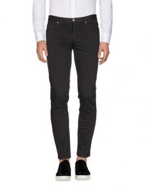 Повседневные брюки ALV ANDARE LONTANO VIAGGIANDO. Цвет: стальной серый