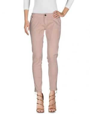 Джинсовые брюки TOY G.. Цвет: песочный