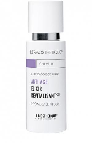 Клеточно-активный anti-age эликсир для усиления роста волос La Biosthetique. Цвет: бесцветный