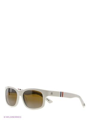 Солнцезащитные очки VL 1101 0025 SKILYNX Vuarnet. Цвет: белый