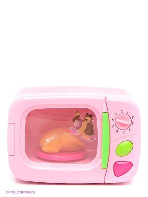 Микроволновая печь Играем вместе. Цвет: розовый
