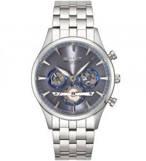 Часы с люминесцентными стрелками Gant