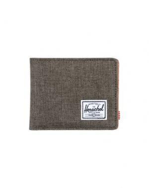 Бумажник HERSCHEL SUPPLY CO.. Цвет: хаки